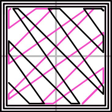 充填パターン:Line(344.51mm/5分20秒)