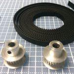 pully-belt
