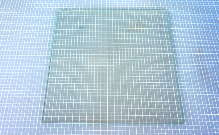 ヒートベッド用ガラス