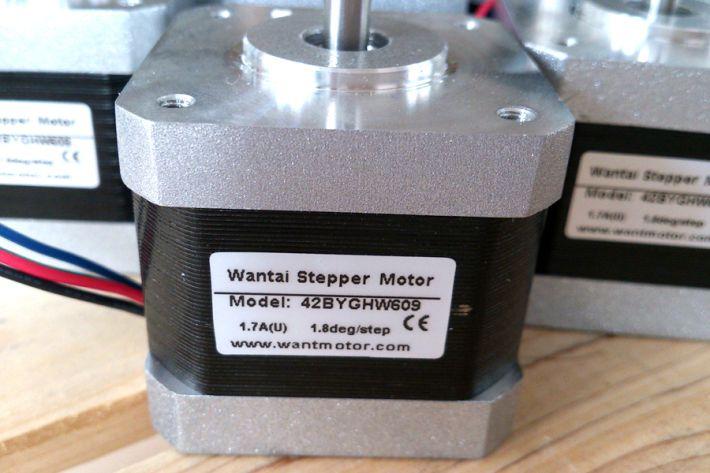 steppermotorステッピングモーターwantai-42BYGHW609