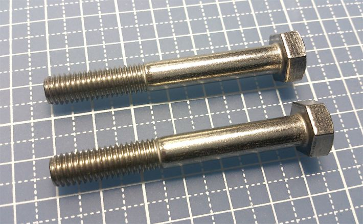 ホブボルト用のステンレスM8-60mmボルト