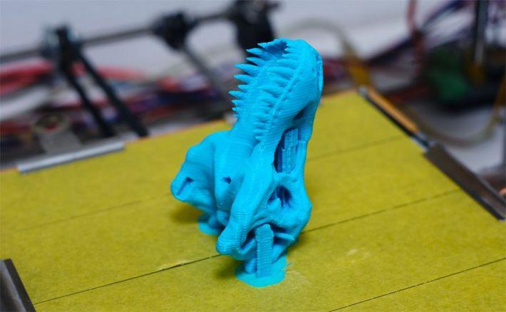 T-Rex-Skullティラノザウルスの上顎