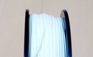 """新しい""""高級""""フィラメントを買いました(3) Polymakr PolyPlus PLA 1.75 白"""