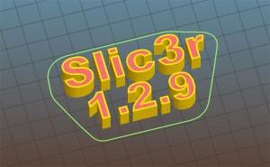 """""""Slic3r 1.2.9 stable""""で追加された9つの新機能"""