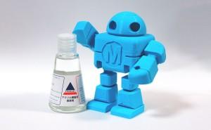 強力・瞬間-PLAにはアクリル用接着剤がベスト!アクリサンデー接着剤